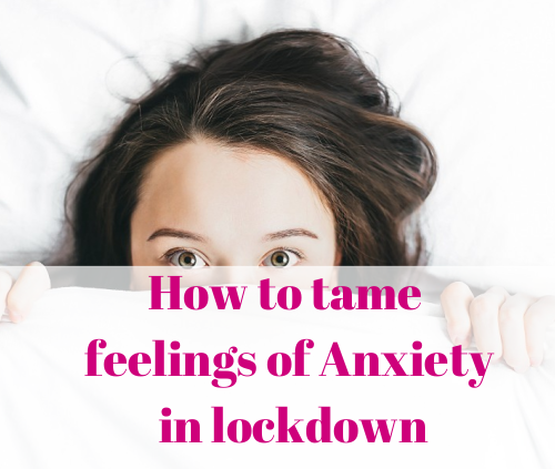 anxiety insomnia